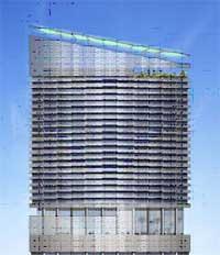 Office space in Burjuman Tower 12th Floor