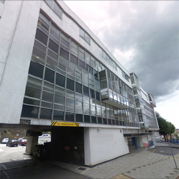 Office space in Winston House, 2 Dollis Park