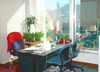 Office space in Central Plaza, 18 Harbour Road, 35th Floor