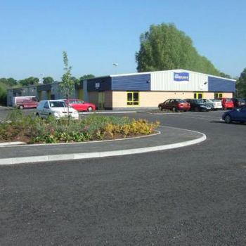 Office space in Chester West Employment Park Minerva Avenue, Sovereign Way, Sealand Road