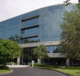 Office space in 8875 Hidden River Parkway, Lake View Building,Suite 300
