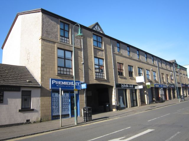 Office space in 74 Townhead