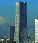 Office space in Yokohama Tower, 2-2-1. Minatomirai, Nishi-Ku
