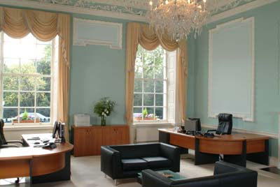 Office space in 12 Merrion Square
