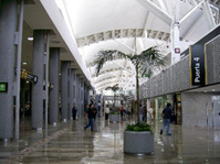 Office space in Mexico City Airport, Gate E1 International Area, 2nd Floor