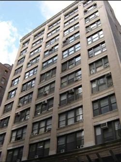 Office space in 115 West 29th Street