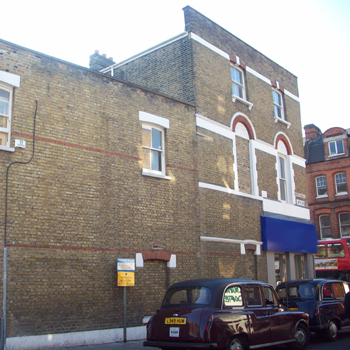 Office space in Old Conservative Building, 9 Disraeli Road