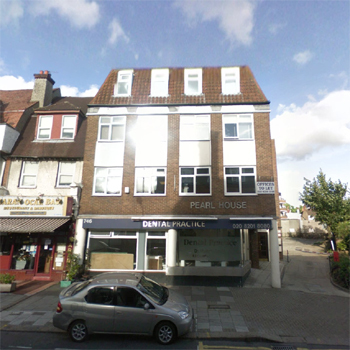 Office space in Pearl House, 746 Finchley Road