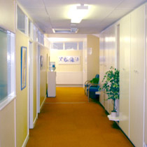 Office space in Parkfield House Park Street