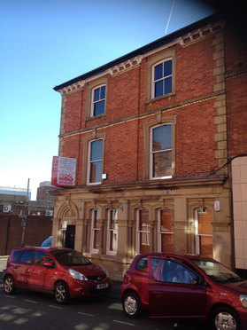Office Spaces To Rent, Kingsway, Altrincham, Cheshire, WA14, Main