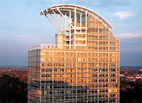 Office space in The Pinnacle Building, 3455 Peachtree Road North East, 5th Floor