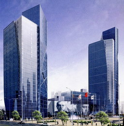 Office space in Oriental Media Center, 4 Guanghua Road, Tower A , 20th Flr
