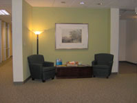 Office space in San Rafael Center, 4040 Civic Center Drive, Suite 200