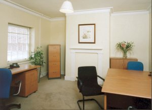 Office space in Claridge House, 29 Barnes High Street