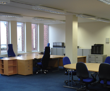 Office space in Sackville Place, 44 - 48 Magdalen Street