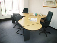 Office space in West Tower 2nd floor, Nelson Mandela Square Maude Street
