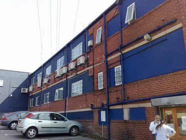 Office Spaces To Rent, Shannon St, Leeds, West Yorkshire, LS9, Main