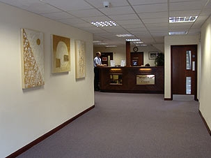 Office space in Singleton Court Wonastow Road