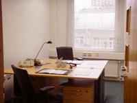 Office space in Smolensky Passage, 3 Smolenskaya Square