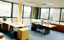 Office space in Espace Delta, 80 Route des Lucioles, Immeuble
