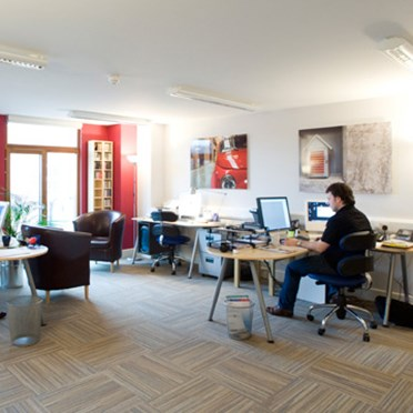 Office space in Creative Media Centre 45 Robertson Street