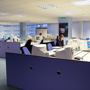 Office space in SBC House Restmor Way