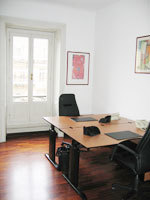 Office space in 2 Via Torino