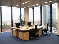 Office space in Twin Tower, 11 Wienerbergstrasse, 12th floor
