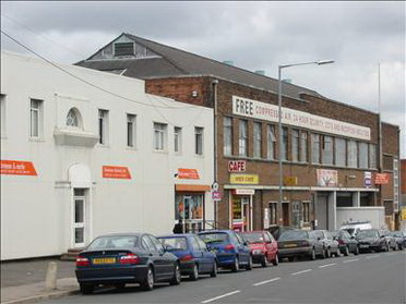 Office Spaces To Rent, Kings Road, , Birmingham, B11, Main