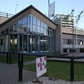 Office space in Waterfront Studios, 1 Dock Road