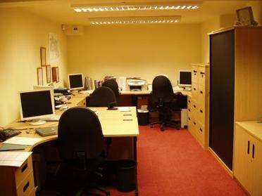 Office space in Wesley Centre Blyth Road