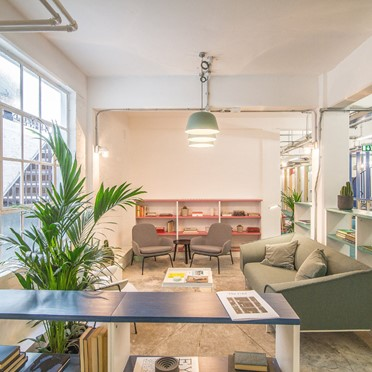 Office space in The Exchange, 133 Whitechapel High Street