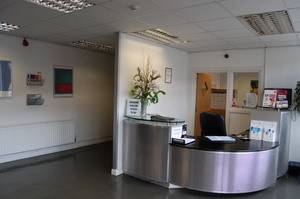 Office space in Planetary Business Centre Planetary Road