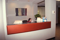Office space in 100 E. Campus View Blvd. Suite 250